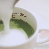 抹茶的3+3种有爱吃法「厨娘物语」的做法图解3