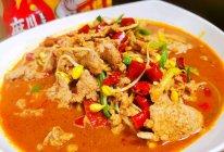 #豪吉川香美味#水煮肉片的做法