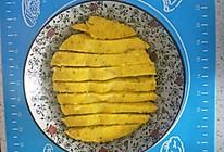 宝宝虾仁鸡蛋饼的做法