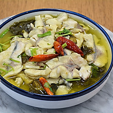 #钟于经典传统味#酸菜鱼