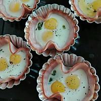 花样火腿鹌鹑蛋的做法图解3