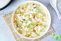 #秋天怎么吃# 丝瓜豆腐羹的做法