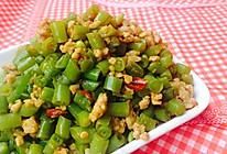 下饭菜--豆角炒肉末的做法