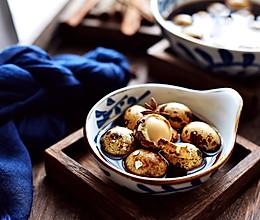 五香鹌鹑蛋的做法