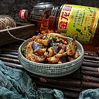 酱爆肉末茄子煲#金龙鱼营养强化维生素A 新派菜油#的做法图解15
