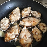 红烧银鳕鱼的做法图解4