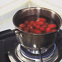 糖渍小番茄的做法图解2