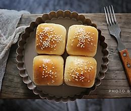 一次发酵小餐包的做法