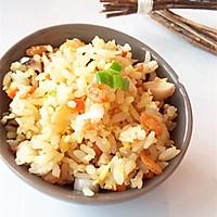 时蔬海米炒饭的做法图解15