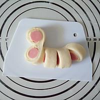 香肠花式面包的做法图解8