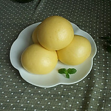 面食~南瓜馒头(附卷的做法)