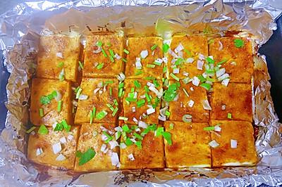 花样豆腐之烤豆腐
