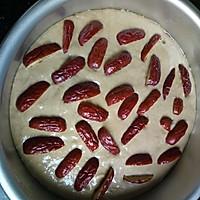 红糖红枣发糕#给老爸做道菜#的做法图解9