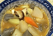 味增汤的做法
