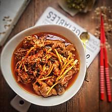 #父亲节,给老爸做道菜#浏阳蒸菜--豆豉辣椒蒸鸡