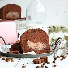 巧克力夹心磅蛋糕(无黄油版)