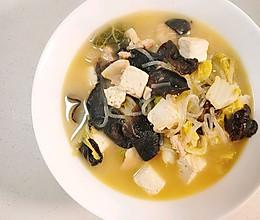 暖胃全家福炖菜的做法