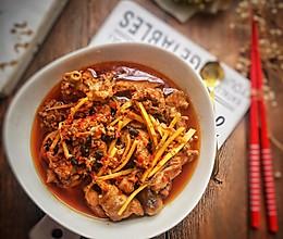 #父亲节,给老爸做道菜#浏阳蒸菜--豆豉辣椒蒸鸡的做法