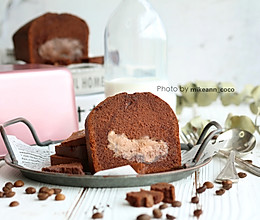 巧克力夹心磅蛋糕(无黄油版)的做法