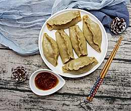 想控糖吃莜面蒸饺的做法