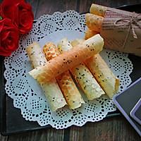 香酥蛋卷#年味十足的中式面点#的做法图解11