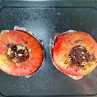 法式肉桂坚果烤苹果的做法图解6