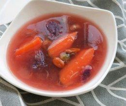 养肝护眼甜汤的做法