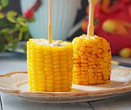 香烤玉米的做法