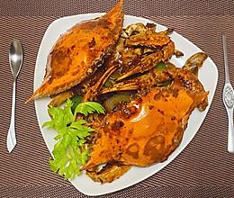 刺激味蕾的~香辣蟹的做法