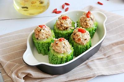 苦瓜酿肉—健康家常菜