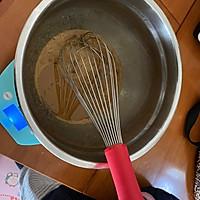 超松软黑糖马拉糕的做法图解2