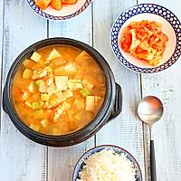 韩国百姓日常餐桌必不可少的大酱汤的做法图解11