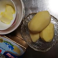 烤土豆片(孜然味)的做法图解1