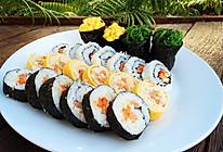寿司拼盘的做法
