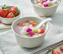 水果小汤圆的做法
