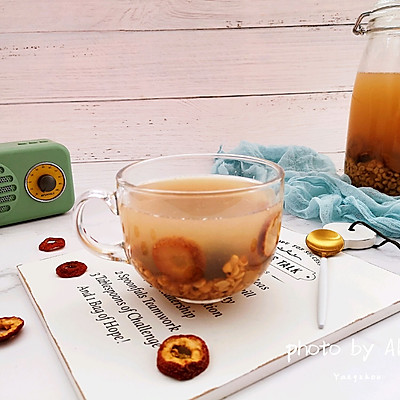 山楂薏米红枣汤