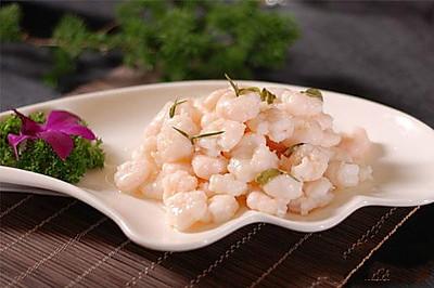 三分钟美食   如何做杭州名菜:龙井炒虾仁