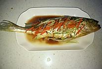 #好吃不上火#清蒸黄花鱼的做法