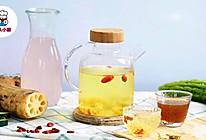 4款夏日消暑果蔬凉茶!的做法