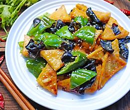 #硬核菜谱制作人#家常溜豆腐的做法