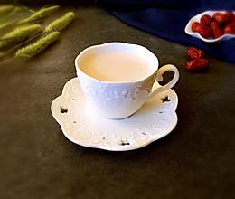 秋冬暖意下午茶-红枣奶茶的做法