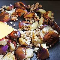 蒜香肉末酱茄子--米饭杀手(4)的做法图解6