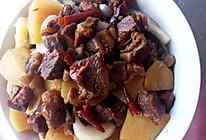 牛肉土豆的做法
