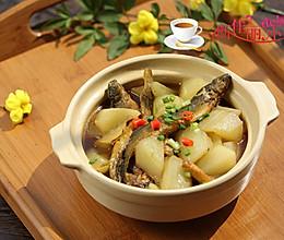 泥鳅炖土黄瓜#舌尖上的春宴#的做法