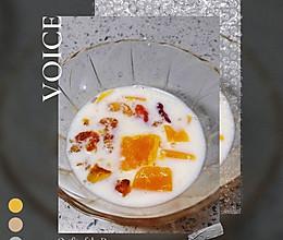 女神汤之木瓜牛奶炖桃胶的做法
