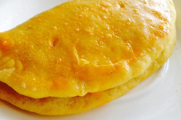 原味烤(蒸)红薯夹饼的做法
