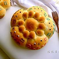 龙猫夹馅面包的做法图解11
