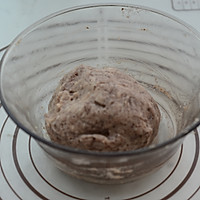 KITTY巧克力桃山皮月饼的做法图解4
