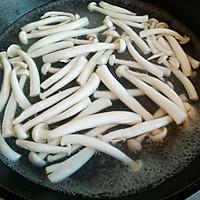 茄汁海鲜菇的做法图解4
