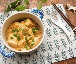 蟹黄豆腐(简易版)的做法